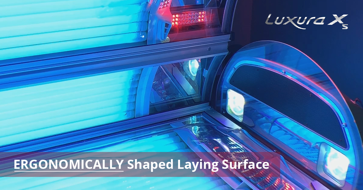 Luxura X5 Tanning Bed