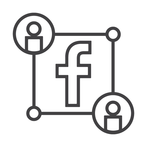 Facebook Network Icon