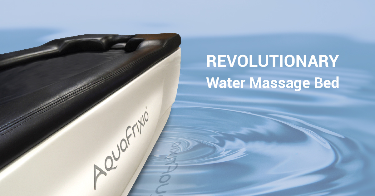 AquaFrixio Water Massage Bed